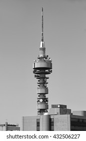 Italy, Rome, Communications Tower
