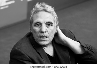 ITALY - SEPTEMBER 09: Director Abel Ferrara attends the photo-call of 'Napoli Napoli Napoli ' during the 66th Venice Film Festival on September 09, 2010 in Venice, Italy.