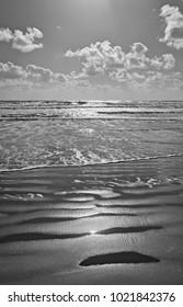 Italy, Sicily, Puntabraccetto beach (Ragusa Province), Mediterranean sea, sicilian south eastern coastline
