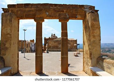 Italy, Sicily: Sambuca.