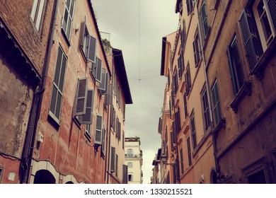 Italy Trip Walks