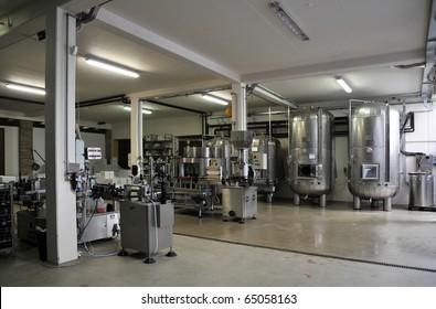 Italy: winemaking (Chianti)