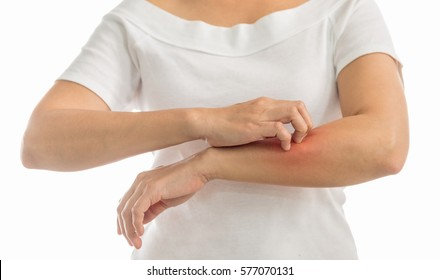 Man Itching Images, Stock Photos & Vectors | Shutterstock
