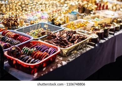 Items at a market / Bazaar