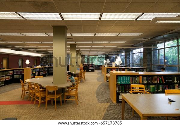 Ithaca Ny Aug 24 2010 Cornell Stock Photo (Edit Now) 657173785
