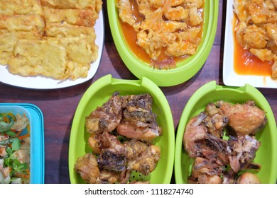 Itraditional food of java