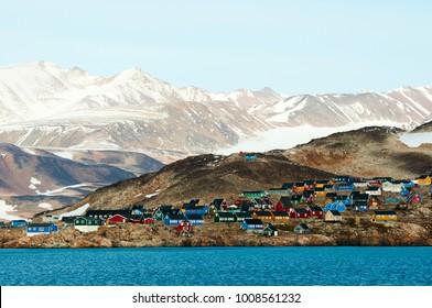 Ittoqqortoormiit Village - Greenland