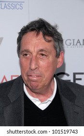 """Ivan Reitman at the premiere of """"Get Low,"""" Academy of Motion Picture Arts and Sciences, Los Angeles, CA. 07-27-10"""