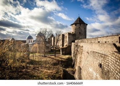 Ivangorod Narva Fortress