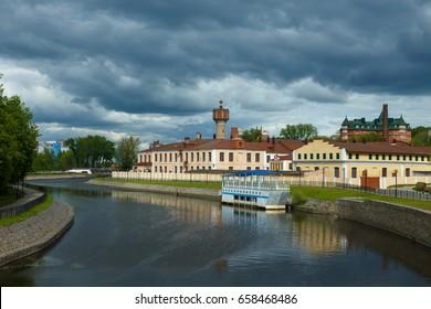 Ivanovo city