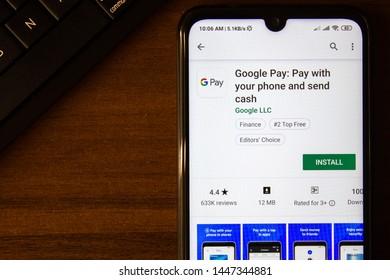 Google Pay Logo Images, Stock Photos & Vectors   Shutterstock
