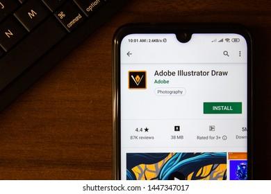 Adobe Illustrator Draw Images, Stock Photos & Vectors
