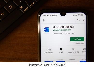 Microsoft Outlook Images, Stock Photos & Vectors | Shutterstock