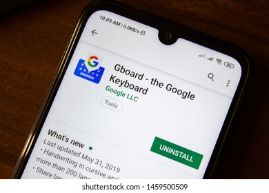Google Gboard Images, Stock Photos & Vectors | Shutterstock