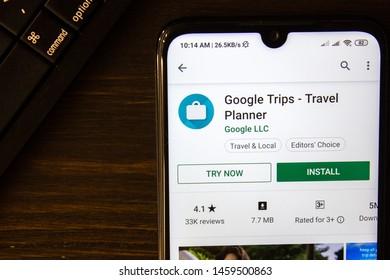 Google Trips Images, Stock Photos & Vectors | Shutterstock