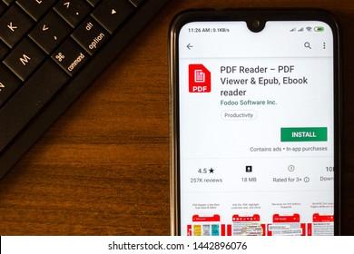 Bilder, stockfoton och vektorer med Pdf Reader | Shutterstock
