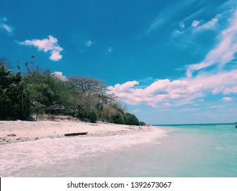 I've been to perfect paradise. Nogas Island - Shutterstock ID 1392673067