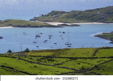 Iveragh Peninsula on Ring Of Kerry, Ireland
