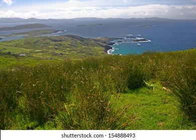 Iveragh Peninsula on Ring Of Kerry, Ireland