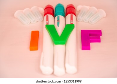 IVF in vitro treatment pens and needles; infertility treatment; In Vitro Fertilization Injection Pen / IVF Treatment Drugs / Medication Infertility treatment