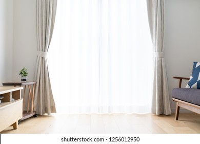 iving room interior