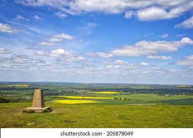 Ivinghoe Beacon and the Aylesbury Vale