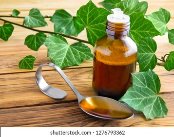 Ivy cough syrup