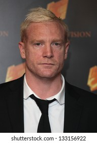 Iwan Thomas arriving for the RTS Awards 2013, at The Grosvenor House Hotel, London. 19/03/2013 Picture by: Alexandra Glen