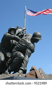 Iwo Jima Memorial, Arlington Cemetery