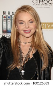 "Izabella Miko at the ""Women of Music"" Celebration, The Colony, Hollywood, CA. 02-11-11"