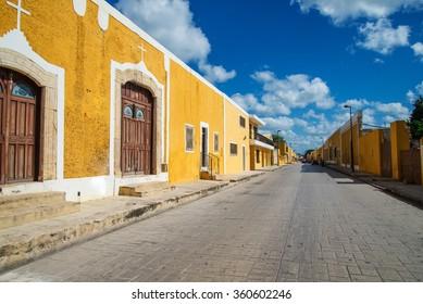 Izamal street