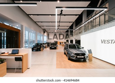 Car Showroom Interior Images Stock Photos Vectors Shutterstock