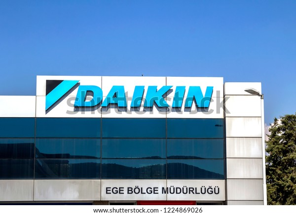Izmir Turkey 28 July 2018 Daikin Stock Photo (Edit Now) 1224869026