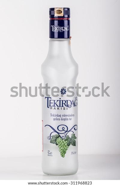 Izmir Turkey August 31 2015 Bottle Stock Photo Edit Now 311968823