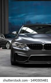 IZMIR, TURKEY- February 2019: BMW M4 GTS in Key Museum