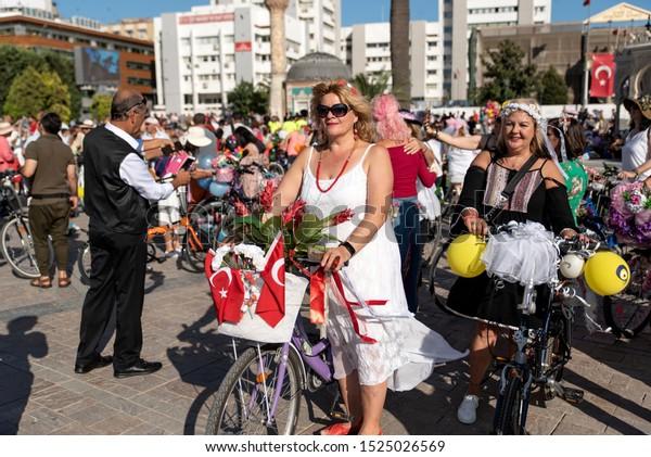 Izmir Turkey September 22 2019 Fancy Stock Photo Edit Now 1525026569