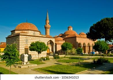 Iznik Mosque in Bursa Turkey