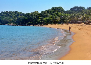 Jabaquara beach - Ilhabela - Brazil