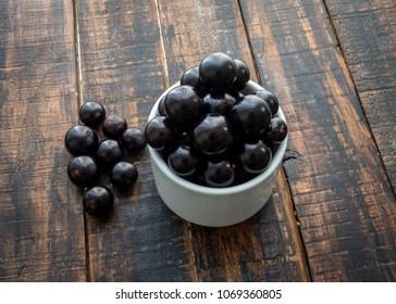 Jabuticaba,um fruta 100% brasileira.