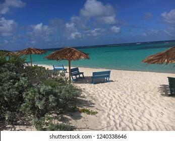 Jack Bay Point Beach Anegada British Virgin Islands