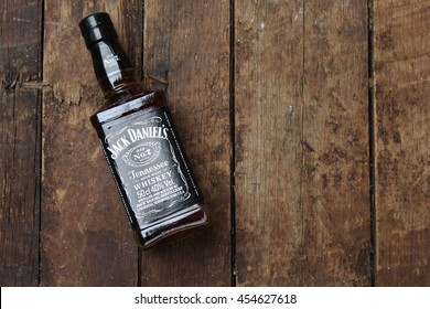Jack Daniel's, best selling American whiskey in the world - Serbia, 2016