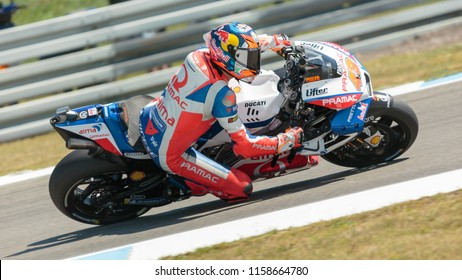 Jack Miller during MotoGP Motul TT Assen race in TT Circuit Assen (Assen - Netherlands) on June 29 2018
