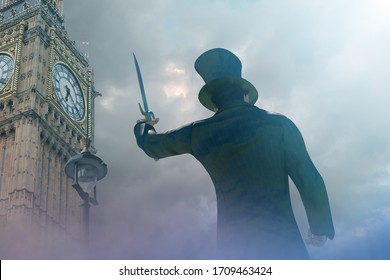 Jack the Ripper in old London