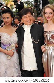 """Jackie Chan at the premiere of """"Rust & Bone"""" in competition at the 65th Festival de Cannes. May 17, 2012  Cannes, France Picture: Paul Smith / Featureflash"""