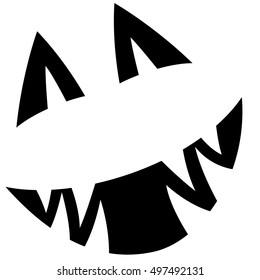 A Jack-o-Lantern Smile