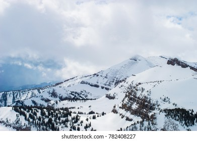 Jackson Hole Mountains