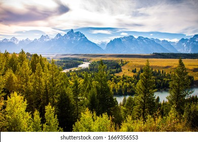 Wyoming Landscape High Res Stock Images Shutterstock