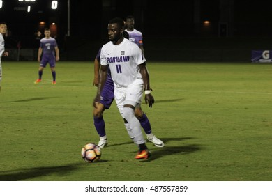e7b6cb66e Jackson Jellah midfielder for the University of Portland at GCU Stadium in  Phoenix AZ USA 9