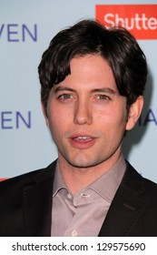 """Jackson Rathbone at the """"Safe Haven"""" Premiere, Chinese Theater, Hollywood, CA 02-05-13"""