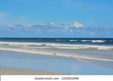 Jacksonville Beach in Duval County, Florida